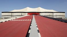 Al Bayt Stadium Progress – February 2020 Fifa World Cup, February