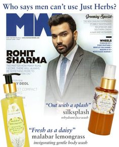 For the men in your life! Thank you @mw_india for the feature :) #press #featured #organicmensproducts #beauty #malegrooming #manblogger #skincarecommunity #skincarejunkie #ayurveda #herbalsim #organicliving