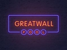 Realistic Photoshop Neon Text Effect (free)