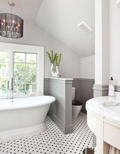 St. Louis Residence Bathroom - traditional - bathroom - atlanta - Cablik Enterprises