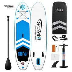 The Goosehill Sport Rainbow R Energy Inflatable SUP board is an all-around paddleboard designed for paddlers of all skill-level. We use SCE technology to laminate the outer layer and create a stiff, durable and lightweight board. Inflatable Paddle Board, Sup Stand Up Paddle, Surfboard Fins, Sup Boards, Sup Yoga, Paddle Boarding, Water Sports, Surfing, Surf