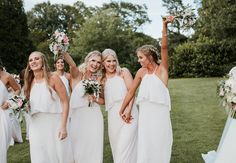 Memphis Botanic Garden Wedding, Memphis Wedding Photographer | Best Friends Bridesmaids