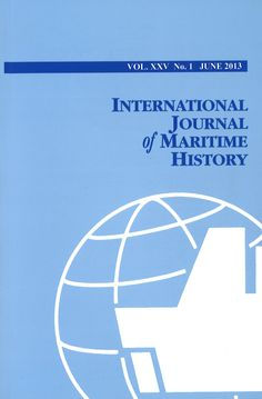 International Journal of Maritime History  vol. 1 no. 1 (1989) - es continua rebent