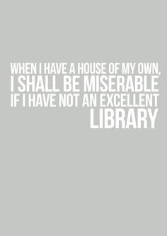 true quotes, excel librari, home libraries, book