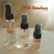 Exotic citrus scent: 2 oz, 1 oz or mini