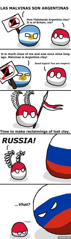 #Argentina #Polan #Russia lmao