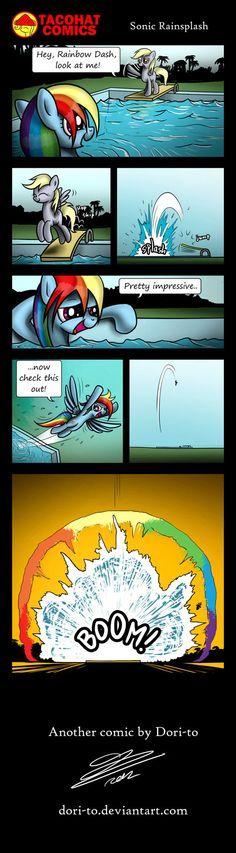 Sonic Rainsplash by Dori-to on deviantART