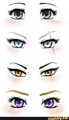 Manga Drawing Tips ruby, rwby, blake, yang, weiss - Realistic Eye Drawing, Manga Drawing, Drawing Eyes, Drawing Sketches, Art Drawings, Drawing Art, Animae Drawings, Drawings Of Eyes, Manga Art