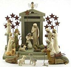 Willow Tree Nativity Set – Christmas Decorating Fun