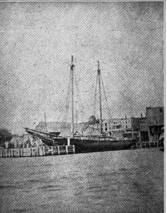 New London's Last Whaler, Charles G. Colgate lying at Lawrence & Company's Wharf New England States, Curiosity Shop, New London, My Favorite Part, Connecticut, Whale, Landscape, History, City