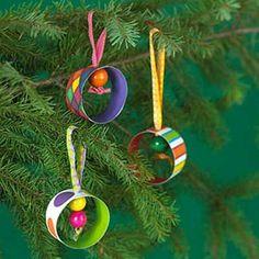 Μοναδικά Χειροποίητα Χριστουγεννιάτικα Στολίδια για το Σπίτι σας! | Woman Oclock