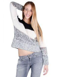 JUST CAVALLI Just Cavalli Woman Striped Sweater. #justcavalli #cloth #sweaters