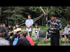A Transformation Youth Camp for FN youth in Northern ON, Canada
