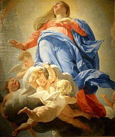 15 Août. L'Assomption de la Vierge - Philippe de Champaigne