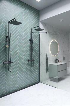 Bathroom Design Small, Bathroom Interior Design, Modern Bathroom, Master Bathroom, Best Bathroom Tiles, Bathroom Toilets, Bathroom Renos, Bad Inspiration, Bathroom Inspiration