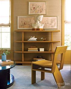 Sunny Office, Philip Agee chair