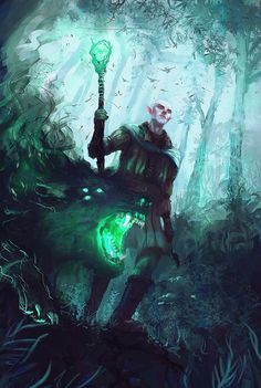 the Dread Wolf can take me