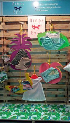 NIÑOS EYRE: Stand Nº 659 dedicado a Eco-diseño Infantil y Emprendedores infantiles