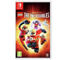 Buy LEGO The Incredibles on Switch at Mighty Ape NZ. Experience the thrilling adventures of the Parr family as they conquer crime and family life through both Disney-Pixar films The Incredibles and The I. Lego Disney, Disney Pixar, Disney Games, Buy Lego, Lego Dc, Lego Humor, Ladybugs Movie, Lego Structures, City Super