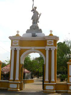 Centennial Park. Cartagena de Indias 91