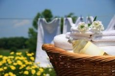 HOW TO: Naturally Freshen Your Laundry