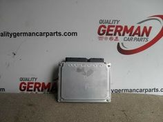 Find a guaranteed used engine ECU to fit #Volkswagen #Passat 1.8 petrol models 1996 - 2004 #Carparts #usedcarparts #qgcp