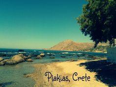 Plakias, Wonderful Crete ♡