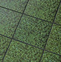 Cool for kids bathroom or mud room. Bathroom Floor Tiles, Tile Floor, Outdoor Bathrooms, Nature Collection, Fresh And Clean, Kids Store, Dry Clay, Mud, Grass