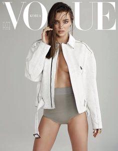 t h e M i n i m a r k e t - Miranda for Vogue Korea