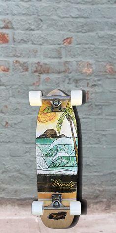 "Longboards USA - Skateboard Gravity 29"" Mini Double Barrel - Complete, $177.00 (http://longboardsusa.com/skateboards/skateboard-completes/skateboard-gravity-29-mini-double-barrel-complete/)"