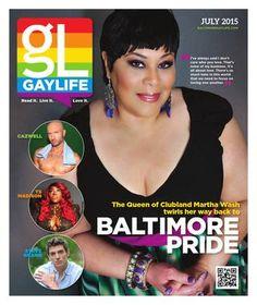Baltimore Gay Life July 2015
