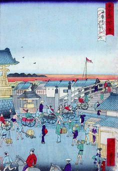 日本橋百景 : 大江戸歴史散歩を楽しむ会