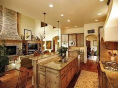 greatroom/kitchen - Google Search