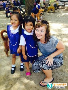 Interested in childcare volunteering?  Why not book your place on one of our rewarding programmes in Thailand now!  For more info visit http://www.starfishvolunteers.com/type/childcare/