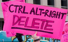 "Please Don't Say ""Alt-Left"" - It's Not A Thing | Care2 Causes // See more from digital hoarder Monsieur EZ~Beat! @  https://www.pinterest.com/MonsieurEZBeat/©"
