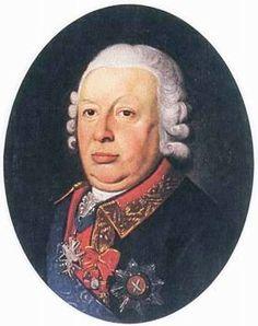 Михаил Никитич Волконский 1713 -1788