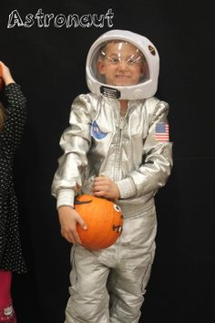 Astronaut costume I'm making for Kaden for Halloween this year!