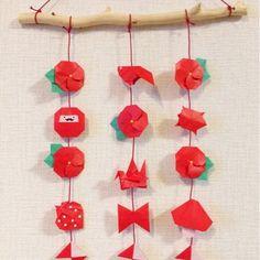 「 平面うさぎ雛」 「八重桜」 創作:kamikey おひな様の折り紙、 作家さんの色々なタイプの作品がすでにたくさんあるので ちょっと変わり種(?) うさぎのおひな様を創ってみました。 ...