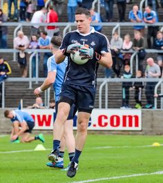 Dublin captain Stephen Cluxton looks set to miss this weekends Leinster Final against Laois with the rib injury he sustained against Longford Men's Football, Dublin, Finals, Socks, Sport, Lady, Deporte, Sports, Final Exams