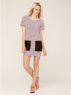 Beale Striped Dress by Dolce Vita on Gilt.com - just bought this! Loving the stripes.