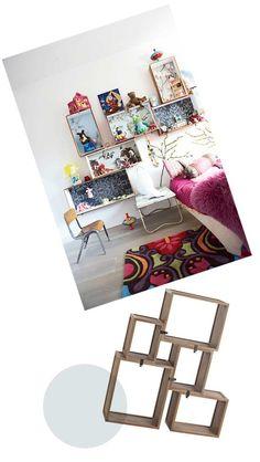Home Modular Shelves