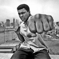 """Churchkey @churchkey   """"I wish people would love everybody else the way they love me. It would be a better world. """"  Muhammad Ali #GOAT"""