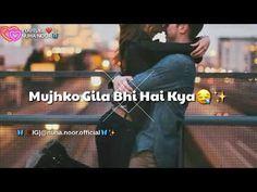 Dil Ki Khate Bhi Hai Kya Remix WhatsApp Lyrical Status - YouTube Dont Get Attached, Whatsapp Status For Girls, Female Songs, Friendship Status, Save Video, Romantic Songs Video, Cute Love Songs, Just Love, Couple Goals