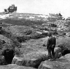 d day beach defenses