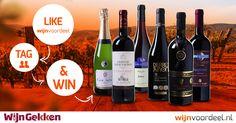 !!!!  WIN dit fantastische Wijngekken Wijnpakket  !!!!  Ja, u leest het goed! U kunt dit Wijnpakket met kwaliteitswijnen WINNEN; GRATIS en voor NIKS!!!  Lees verder op …. https://www.wijngekken.nl/2017/10/04/win-een-wijngekken-wijnpakket-bij-wijnvoordeel/  #wijn #winnen #wijnpakket #wijnvoordeel #wijngekken #kwaliteitswijnen #gratis #actie #voordeel #korting