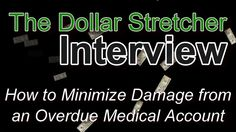 Minimizing Credit Score Damage from an Overdue Medical Bill | The Dollar Stretcher
