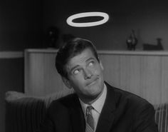 "Roger Moore as The Famous Simon Templar!... aka ""The Saint"""