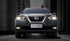 "Nissan Kicks предстал в версии ""Rio 2016"""