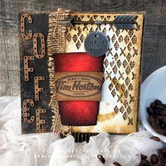 COFFEE!!!     Oh how I love my Timmies...coffee! My Crafty BFF  just got…