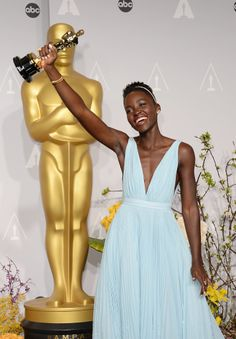 The Coolest and Cutest Pictures of the Oscars Press Room